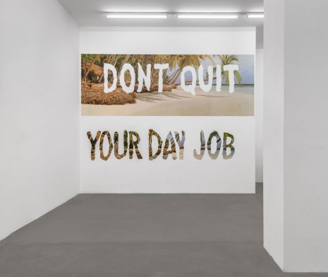 Mitchell Syrop, Dont Quit Your Day Job, 1993-2015, Croy Nielsen