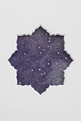Ala Ebtekar, Tunnel In The Sky (Variation 2 Chapters I-IV), 2015, The Third Line