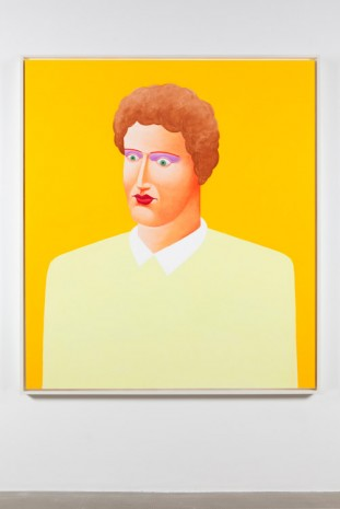 Nicolas Party, Portrait, 2015, kaufmann repetto
