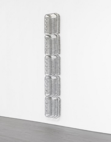 Nancy Lupo, Rack, 2015, WALLSPACE (closed)