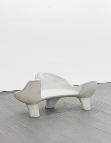 Nancy Lupo, Bench, 2015, WALLSPACE (closed)