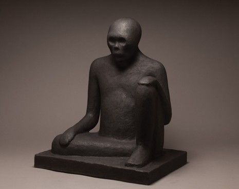 Miguel Branco, Untitled (Pre Colombian Figure), 2012-2015, Pedro Cera