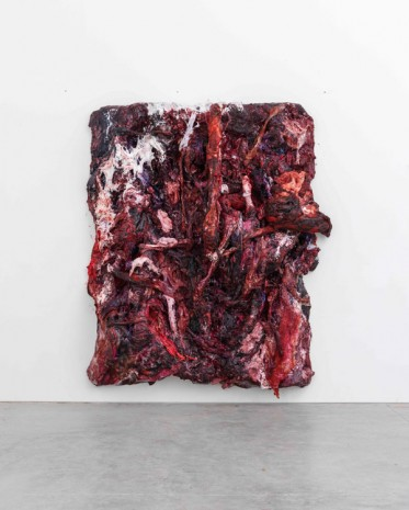 Anish Kapoor, Internal Objects in Three Parts (detail), 2013-2015, Lisson Gallery