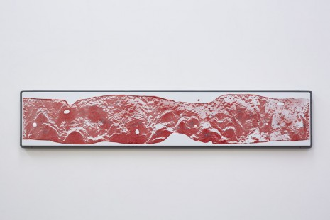 Nicolas Deshayes, Vein Section (or a cave painting), 2015, Jonathan Viner (closed)