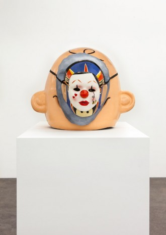 Jamie Isenstein, Onions (Charlie Brown to Clown Clown), 2015, Andrew Kreps Gallery