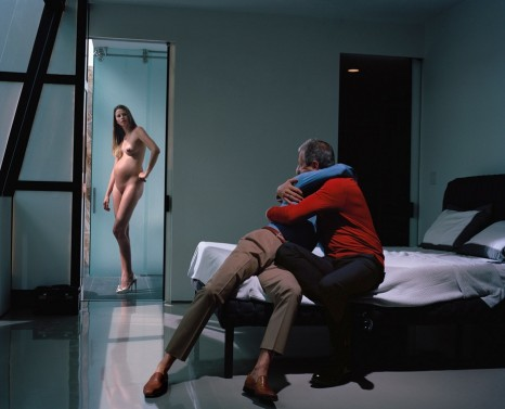 Philip-Lorca diCorcia, Cain and Abel, 2013, David Zwirner