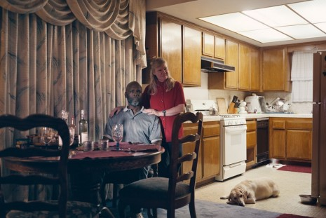 Philip-Lorca diCorcia, Lynn and Shirley, 2008, David Zwirner