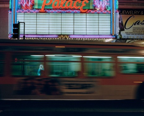 Philip-Lorca diCorcia, The Palace, 2015, David Zwirner