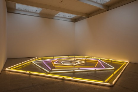 Mark Handforth, The Excentric Circle, 2015, The Modern Institute