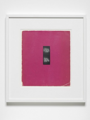 Josh Brand, Ground and Matisse Book, 2011, Herald St