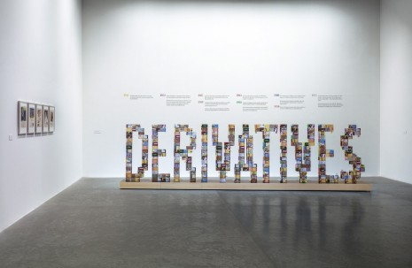 Alessandro Balteo Yazbeck, Eames-Derivative (small version), 2006–2013, Green Art Gallery