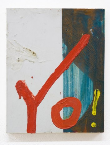 Mark Dilks, Yo!, 2011, Exile