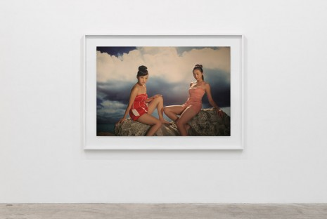 Yang Fudong, The Coloured Sky: New Women II, 5, 2014, Marian Goodman Gallery