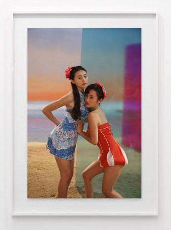 Yang Fudong, The Coloured Sky: New Women II, 6, 2014, Marian Goodman Gallery