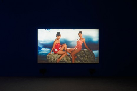 Yang Fudong, The Coloured Sky: New Women 2, 2014, Marian Goodman Gallery