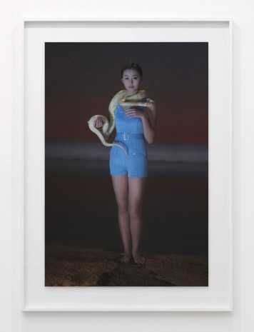 Yang Fudong, The Coloured Sky: New Women II, 1, 2014, Marian Goodman Gallery
