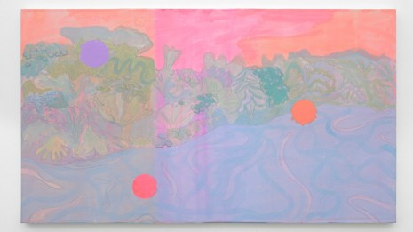 Tyson Reeder, Pink River, 2015, Office Baroque