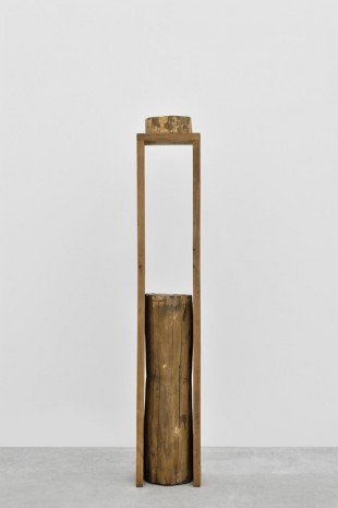 Kishio Suga, Lateral Condition, 1975, Almine Rech