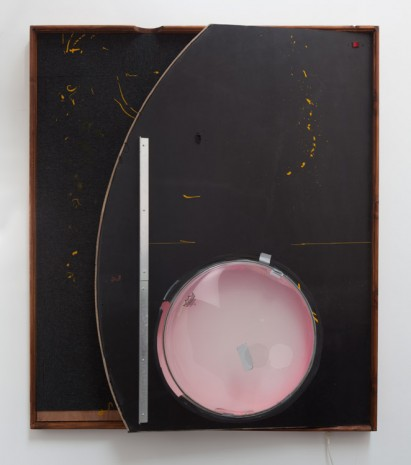 Joris Van de Moortel, A journey through speaker one, first edit, 2015, Galerie Nathalie Obadia