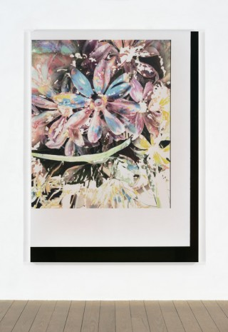 Travess Smalley, UNTITLED (FEB_24_2015_FLORAL_LULUBOOK_SCAN 1), 2015, Foxy Production