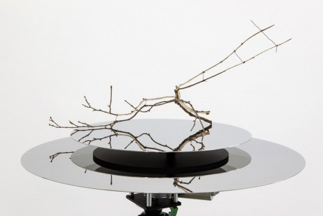 Daniel Steegmann Mangrané, Rotating Table 2, 2015, Esther Schipper