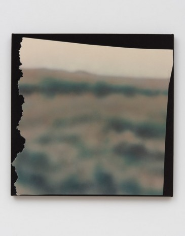 Kim Fisher, Magazine Painting (Wet Grassland), 2015, China Art Objects Galleries