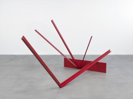 Anthony Caro, Wide, 1964, Gagosian