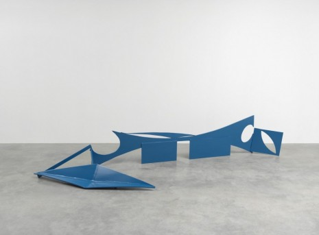 Anthony Caro, Drift, 1970, Gagosian