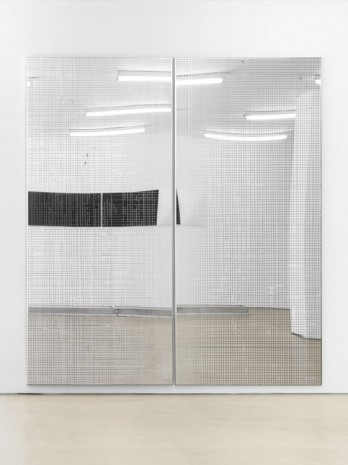 Dean Levin, Surface Support (ISO), 2015, Marianne Boesky Gallery