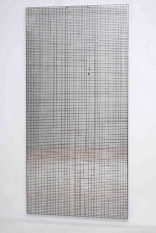 Dean Levin, Surface Support (BWO), 2015, Marianne Boesky Gallery