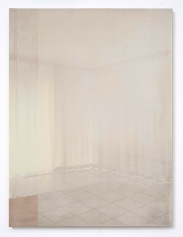 Dean Levin, Untitled (Interior 3), 2015, Marianne Boesky Gallery