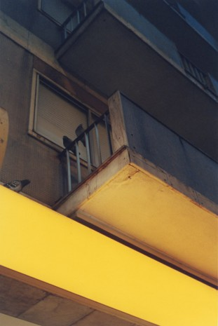 Samuel Laurence Cunnane, Yellow balcony, 2014, Kerlin Gallery