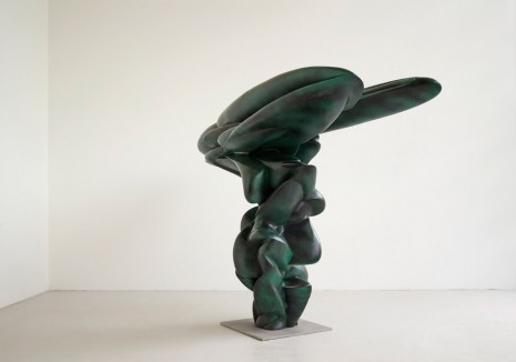Tony Cragg, Over the Earth, 2014, Lisson Gallery
