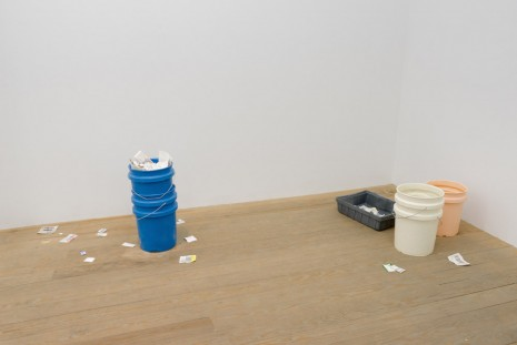 Ester Partegàs Foxy Production Untitled (Containers and Labels)