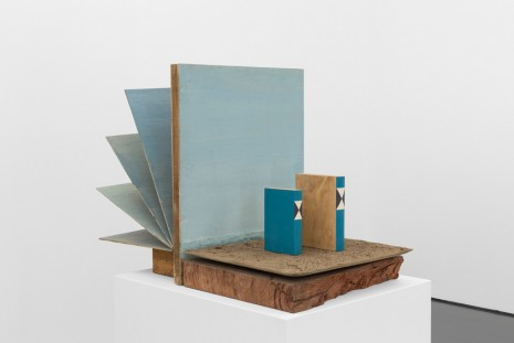 Mark Manders, Landscape with Fake Dictionaries, 2014, Pedro Cera
