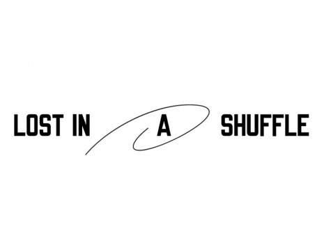 Lawrence Weiner, LOST IN A SHUFFLE, 2015, Mai 36 Galerie