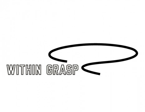 Lawrence Weiner, WITHIN GRASP, 2015, Mai 36 Galerie