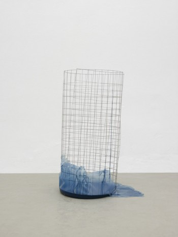 Nairy Baghramian, Waste Basket (Bins for rejected ideas), 2012, Tanya Bonakdar Gallery