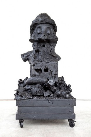 Paul McCarthy, White Snow Dwarf 6, 2010—2011, Hauser & Wirth