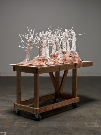 Paul McCarthy, White Snow Loving Forest, 2011, Hauser & Wirth