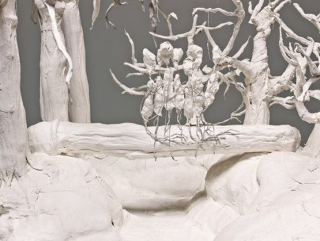 Paul McCarthy, White Snow Male Forest, 2010 - 2011, Hauser & Wirth