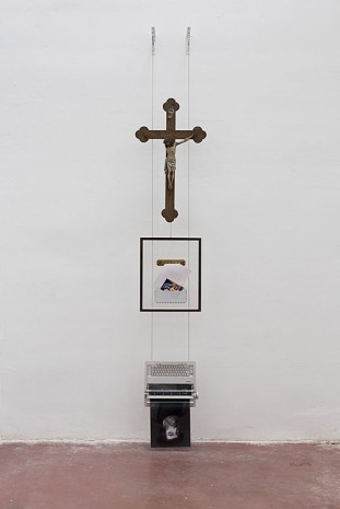 Simon Fujiwara, Gifts returned (reading, believing), from the series Letters from Mexico, 2014, Dvir Gallery