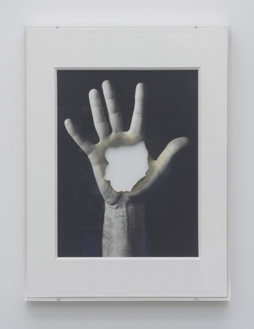Claudio Parmiggiani, Untitled, 1983, Simon Lee Gallery