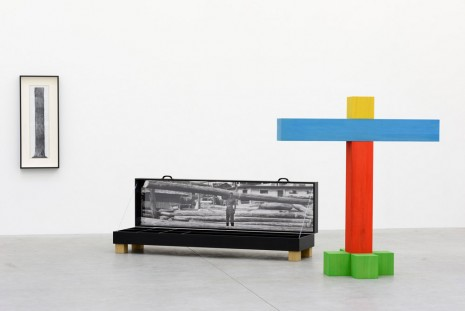 Patrick van Caeckenbergh, Box of (Building) Blocks, 2014, Zeno X Gallery