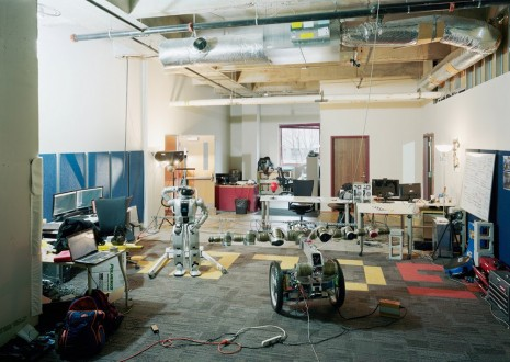 Thomas Struth, Golems Playground, Georgia Tech, Atlanta, 2013, Monica De Cardenas