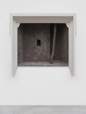 Martin Boyce, Same Place as Always, 2015, Galerie Eva Presenhuber