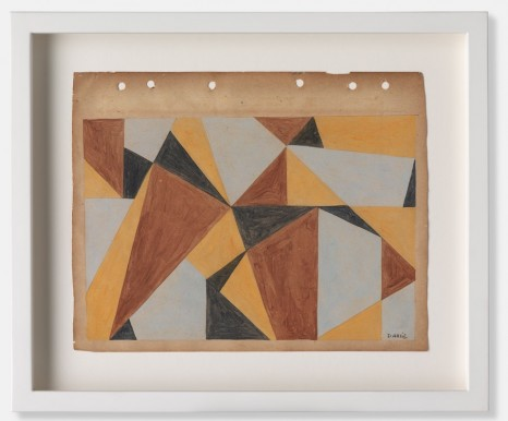 Sandú Darié, Untitled, ca. 1950s, David Zwirner