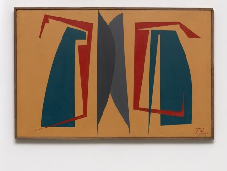 José Mijares, Untitled, 1961, David Zwirner
