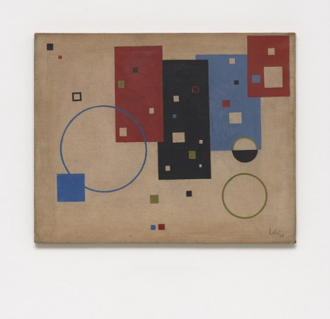 Loló Soldevilla, Untitled, 1953, David Zwirner