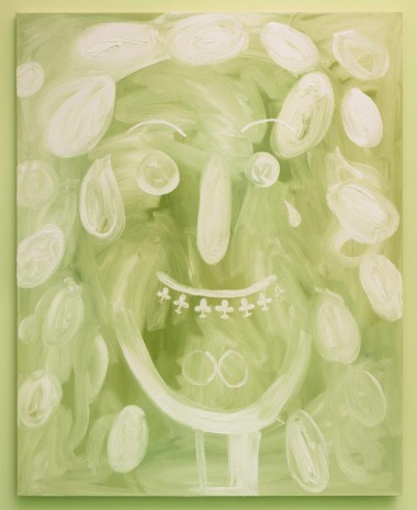 Brian Kokoska, Lilypad Wanda (48th Ave. Pond Princess), 2015, Valentin